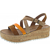PAUL GREEN - Sandalette - caramel-orange