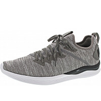 Puma - Ignite Flash evoKnit - Sneaker - steel gray-puma black