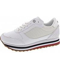 TOMMY HILFIGER - Tommy Monogram Sneaker - Sneaker - white