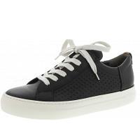 Paul Green - Sneaker - black-cuoio