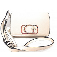 GUESS - Guess - Umhängetasche - taupe-multi