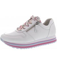 Gabor Comfort - York - Sneaker - weiss