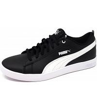 PUMA - Smash Wo. V2L - Sneaker - black/white