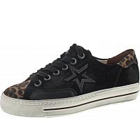 PAUL GREEN - Sneaker - SCHWARZ-SAHARA