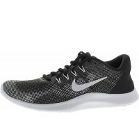 Nike - Flex 2018 RN - Sneaker - black-white