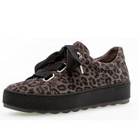 Gabor Comfort - Sneaker - leopard mini anthrazit