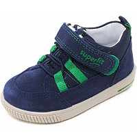 Superfit - Sneaker - blau grün