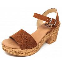 COSMOS COMFORT - by 2 GO - Sandalette - braun