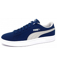 PUMA - Smash V2 Buck - Sneaker - 0010 sea high/white