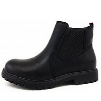 TOM TAILOR - Chelsea Boot - blk