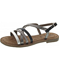 QUEENS - Sandale - pewter