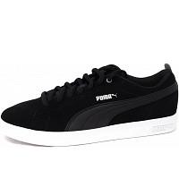 Puma - Smash V2 - Sneaker - 01 black