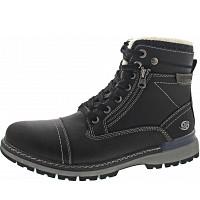 DOCKERS - Boots - schwarz