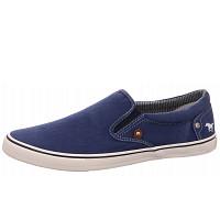 MUSTANG - Sportslipper - blau