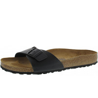 Birkenstock - Madrid BS - Pantolette - black