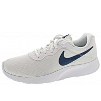 Nike - Wmns Tanjun - Sneaker - white-valerian blue