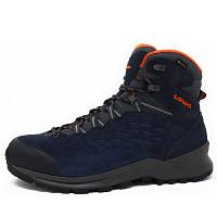LOWA - Explorer GTX MID - Boots - blau