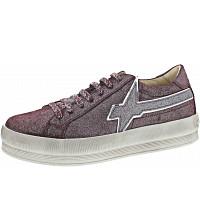 W6YZ - Sneaker - fire glitter-fur bordeaux