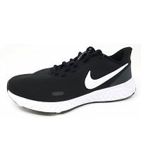 Nike - Revolution - sportlicher Schnürer - black/white