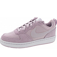 NIKE - Court Borough Low 2 (GS) - Sneaker - iced lilac-grape-white