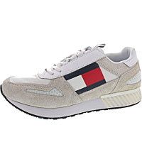 TOMMY HILFIGER - Lifestyle Sneaker - Sneaker - triple white