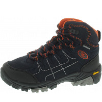 BRÜTTING - Mount Shasta - Wanderschuh - marine-orange