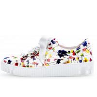 GABOR - Sneaker - weiss/multicolor