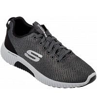 SKECHERS - Sneaker - charcoral black