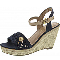 Tom Tailor - Sandalette - navy