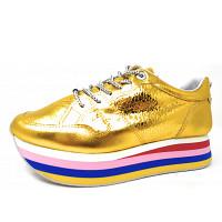 CETTI - Sneaker - gelb metalic