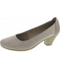 Jana - Pumps - taupe metal