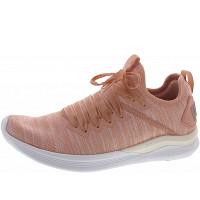 PUMA - Ignite Flash evoKnit - Sneaker - peach beige - pearl - wht