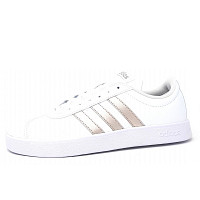 adidas - VL Court 2.0 - Sportschuh - white/platin