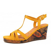 TAMARIS - Sandale - 627 saffron
