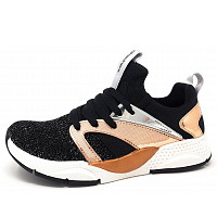 SKECHERS - Shine Stakes - Sneaker - BKRG black