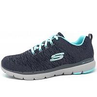 SKECHERS - Flex Appeal - Sneaker - CCLB grey
