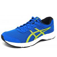 ASICS - Gel-Contend 6 - Sportschuh - blue/neon-lime