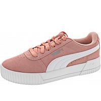 PUMA - Carina - Sneaker - peach bud - white si