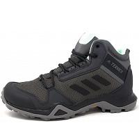 ADIDAS - Terrex Ax3 Mid - Sportschuh - grey five