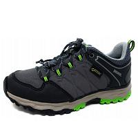 MEINDL - Ontario GTX - Wanderschuh - anthrazit grün