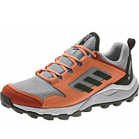 adidas - Terrex Agravic TRG - Wanderschuh - grey / orange