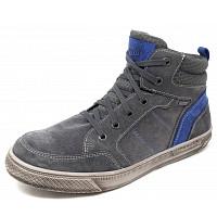 SUPERFIT - Stiefel - grau blau
