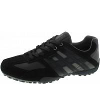 Geox - Snake - Sneaker - black