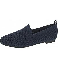 LA STRADA - Slipper - knitted blue