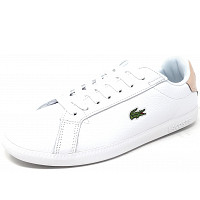 LACOSTE - Graduale - Sneaker - white nature rose