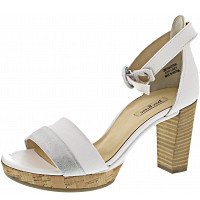 Paul Green - Sandalette - WHITE/OFFWHITE