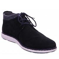 RIEKER - Sneaker high - pazifik/navy/amaretto