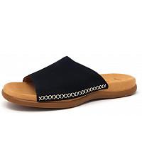 Gabor - Da.-Schuh - Pantolette - 60 grau