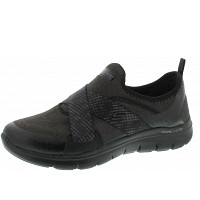 Skechers - Flex Appeal 2.0 - Slipper - bbk