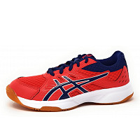 ASICS - Upcourt 3 GS - Sportschuh - 600 red/indigo blue